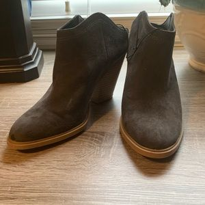Army green mules
